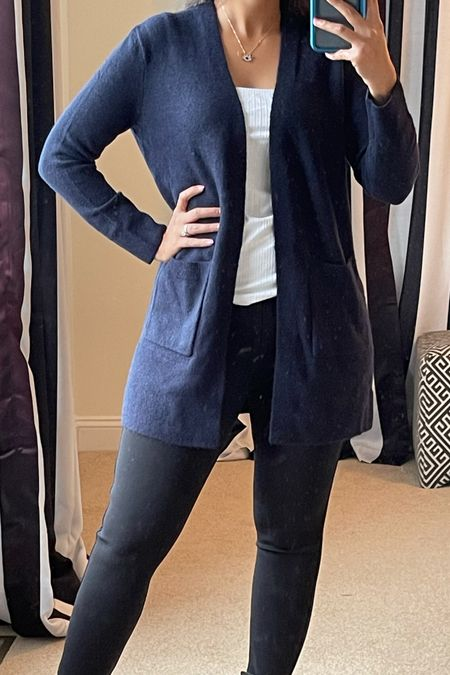 Nordstrom Anniversary Sale! Comfy light cardigan  Size: XS  Follow my shop on the @shop.LTK app to shop this post and get my exclusive app-only content!
