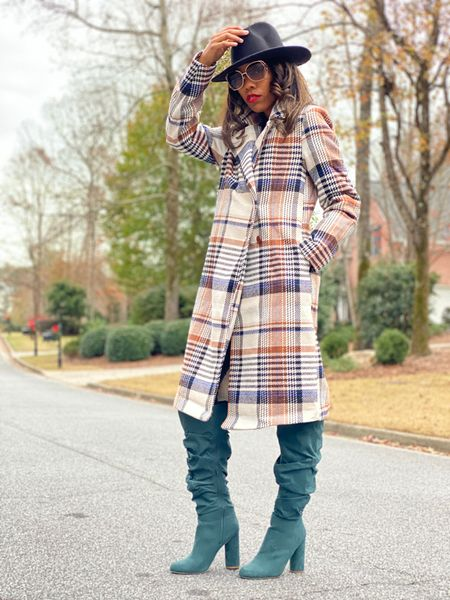 I love a good coat but one that makes a statement is even better, do you agree?  - - -