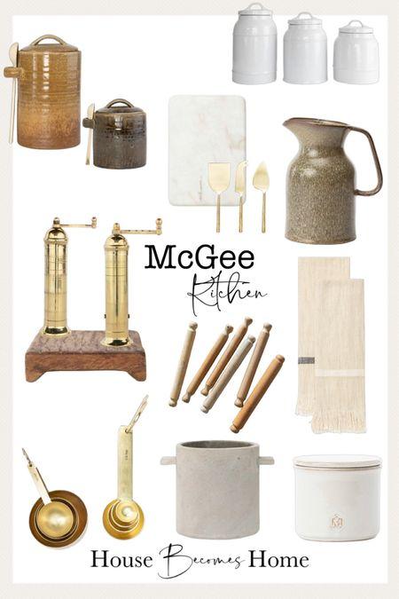 McGee kitchen items   #LTKHoliday #LTKGiftGuide #LTKhome