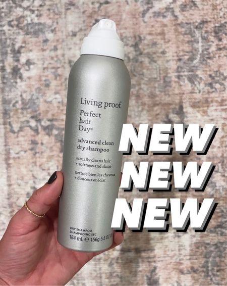 The NEW ADVANCED Dry Shampoo!     #LTKbeauty