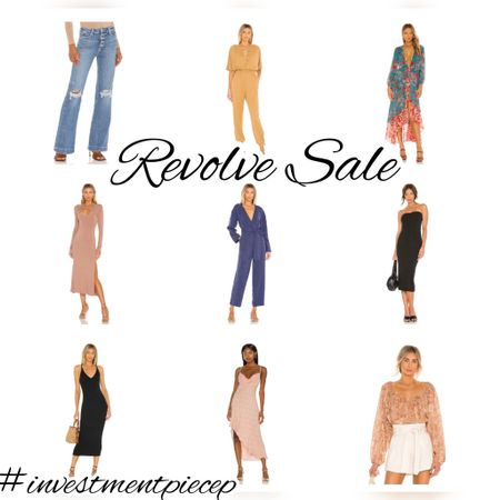 From sweater dresses to jumpsuits, get styles that are on trend for fall on sale now @revolve #investmentpiece   #LTKsalealert #LTKSeasonal #LTKstyletip