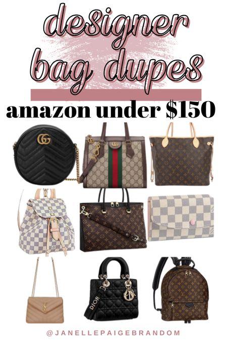 Amazon Designer Dupe   #LTKstyletip #LTKitbag #LTKunder100