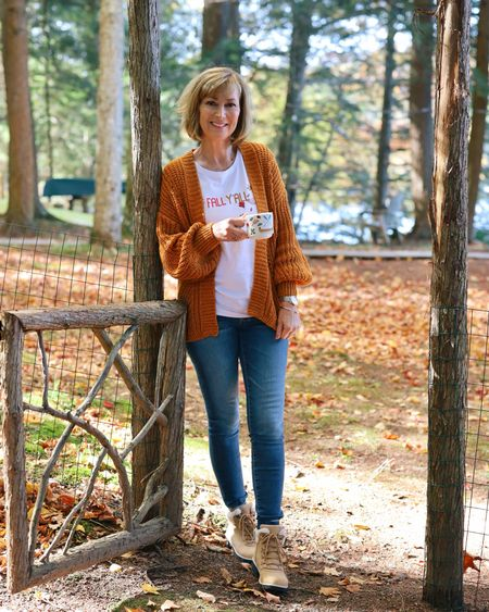 All the cute fall tee shirts! Cozy sweaters and boots too!   #LTKstyletip #LTKunder50 #LTKSeasonal