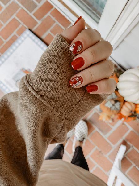 New fall nails !!  #LTKbeauty #LTKunder100 #LTKstyletip