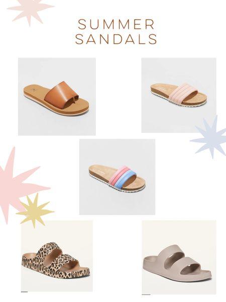 Summer sandals http://liketk.it/3eXl4 #liketkit @liketoknow.it