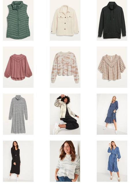 Fall shopping is the best shopping! Check out @oldnavy fall drop! We picked some of our favorite pieces here— we think you'll love them! #fallfashion #fashionforyou #oldnavyfashion  #LTKstyletip #LTKHoliday #LTKSeasonal