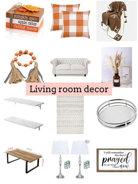 Living room   #LTKHoliday #LTKhome #LTKSeasonal