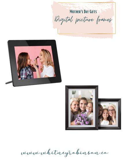 These digital photo frames are perfect Mother's Day or graduation gifts! You can upload photos to their app from anywhere and it automatically loads onto the frame! http://liketk.it/3d3fn @liketoknow.it @liketoknow.it.home #liketkit #LTKfamily #LTKhome #LTKunder100   Mother's Day  Graduation gift Bridal shower Patio Home decor Amazon finds  Bedroom inspiration  Kitchen Living room Coffee table