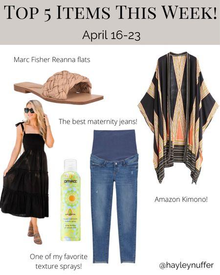 Top 5 items of the week! Shop these styles on my LTK page on the app. http://liketk.it/3dQ3F #liketkit @liketoknow.it #LTKbump #LTKstyletip #LTKshoecrush
