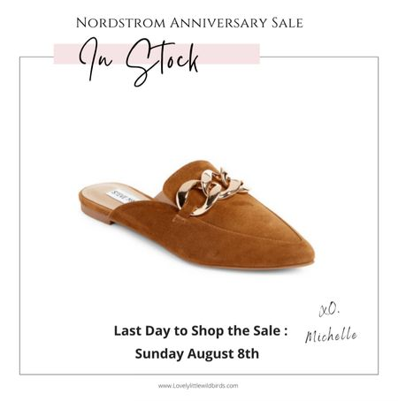 Nordstrom Anniversary Sale. Shoes on Sale still in stock but not many sizes left in some styles. Shop them quick before the sale is over tonight. xo    #LTKsalealert #LTKunder100 #LTKshoecrush