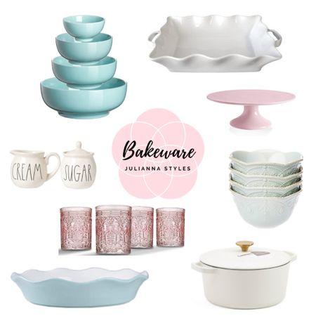 Pastel Bakeware  #LTKsalealert #LTKunder50 #LTKunder100