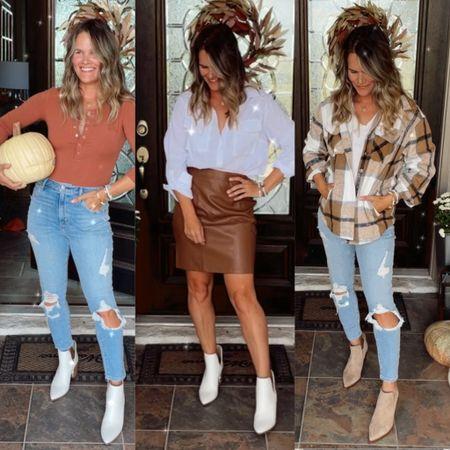 Amazon fall outfits  .  #tryonhaul #fashionreels #casualoutfits #casualfashion #casualstyle #easystyle #affordablestyle #affordablefashion #ltkstyletip #ltkunder100 #ltkunder50 #ltkfashion #amazonfindsunder50 #amazondresses #amazondeals #gotitonamazon #amazonfashionfinds #amazonfashion #amazonfinds  #LTKsalealert #LTKstyletip #LTKunder50