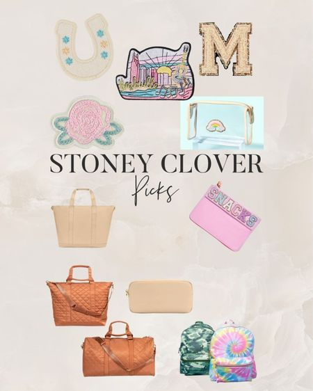 Stoney Clover picks. The perfect holiday gift!