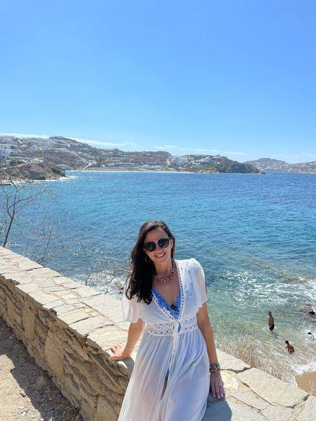 YourHelpfulWendy travel outfit: Greece edition 😀🇬🇷💙   #LTKGiftGuide #LTKtravel #LTKunder100