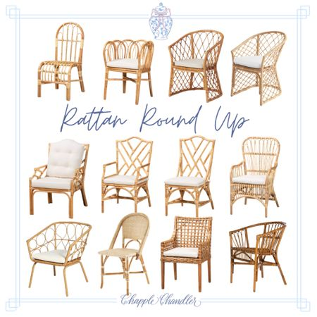 Rattan dining chair outdoor patio furniture home decor rattan furniture Target Amazon Walmart world market finds outdoor spaces porch chairs natural bamboo chairs set dining room kitchen breakfast room preppy coastal grandmillennial blue and white classic hamptons style home  #LTKhome #LTKSeasonal #LTKsalealert