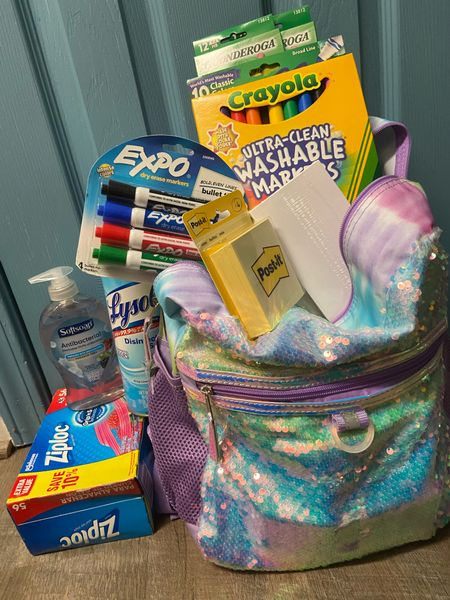 #target pick up for the win. Instead of guessing I used the target app and found my child's school and grade level to grab all the supplies for easy order pick up just in time for back to school   #LTKsalealert #LTKfamily #LTKunder50