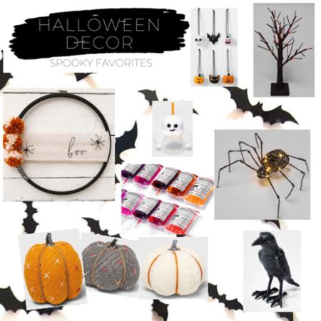 Spooky Halloween decor favorites!   Follow me on the LIKEtoKNOW.it shopping app to get the product details!  @liketoknow.it #liketkit   http://liketk.it/2Uhec