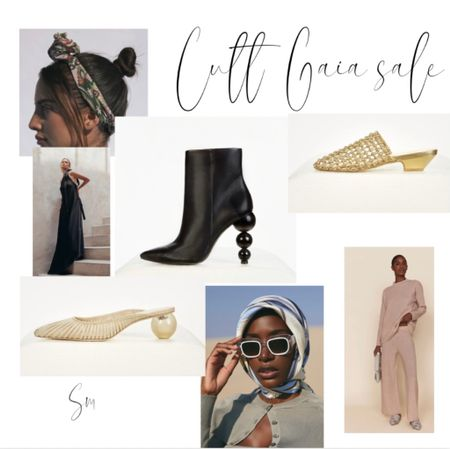 Cult Gaia sale!   #LTKstyletip #LTKfamily #LTKsalealert