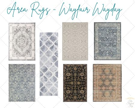 http://liketk.it/3e2Mw #liketkit @liketoknow.it @liketoknow.it.home #LTKsalealert #LTKhome #LTKfamily  Check out these gorgeous area rugs from Wayfair in their biggest sale of the year - WAYDAY!