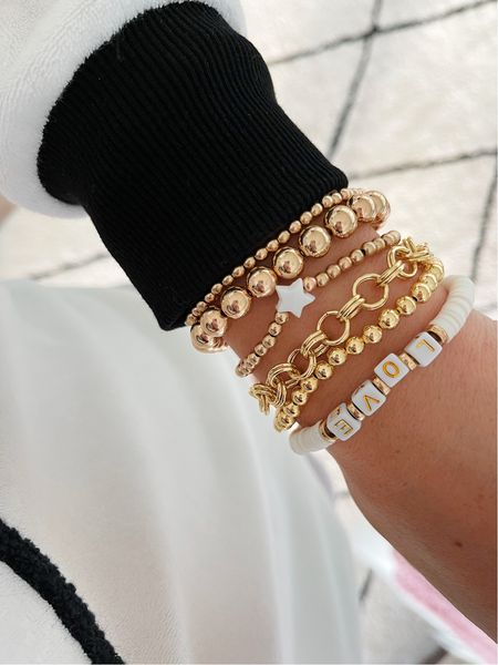 40% off the bracelet stack with code LTK40