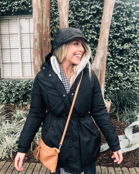 """""""I'm freezing, ice to meet you"""" 🥶 Embracing my inner marshmallow because it is much colder here than anticipated ❄️ ...my first time in Texas and of course it's been snowing on and off (probably more like sleet...err, mini hail? Idk I'm from Florida). I am one chilly Willy! But loving ATX so far 😍 already wanting to plan a trip back & I haven't even left yet. #keepaustinweird http://liketk.it/2zOj0 #liketkit @liketoknow.it"""