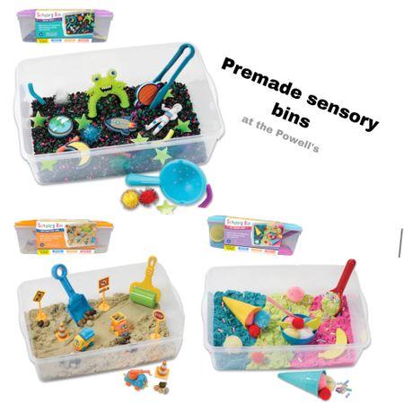 Pre made Sensory bins!   #LTKhome #LTKkids #LTKfamily