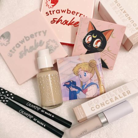 Y'all my all time fav makeup brand is having a site wide FALL s a l e, so I'm sharing all my fav finds from my most recent @colourpopcosmetics haul! ✨🌙     #LTKbeauty #LTKsalealert #LTKFall