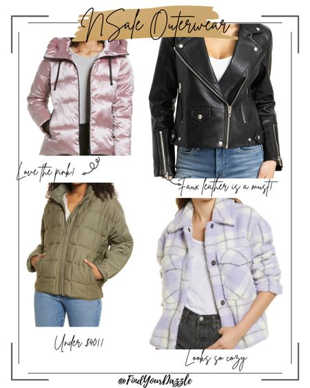 If you get anything during the Nordstrom Anniversary Sale pick up a coat or jacket! These are my favorites from this years sale!   #LTKunder50 #LTKsalealert #LTKunder100