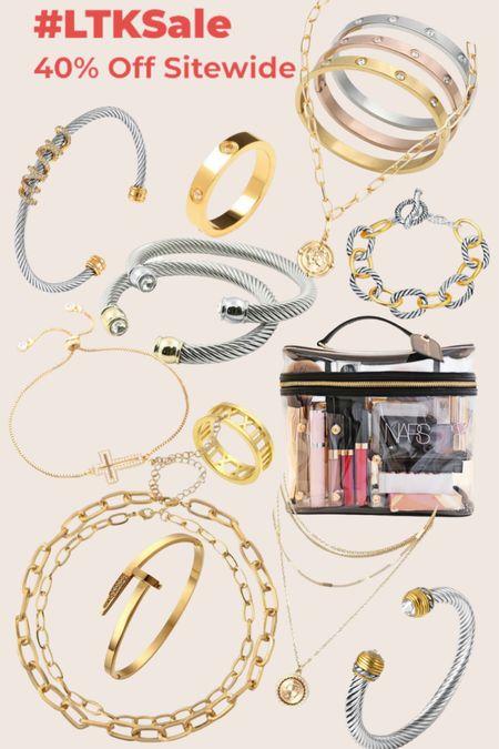 Styled collection Jewelry LTK    #LTKHoliday #LTKsalealert #LTKstyletip