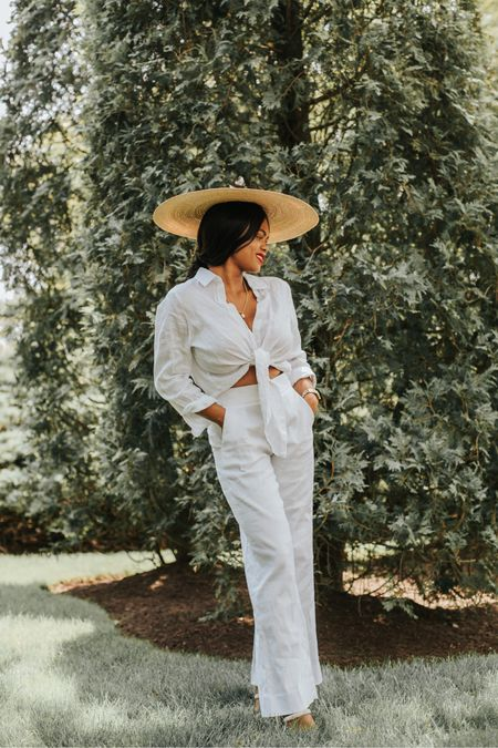 Ready to wear more white after Labor Day  Do you follow this silly fashion rule?     #LTKstyletip