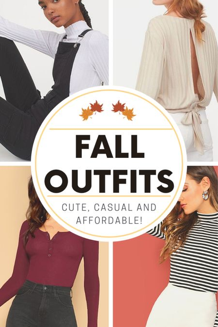 So many cute fall faves to go with my PSL cuz I'm basic like that 🤷♀️ So many fall outfit possibilities! Happy shopping!   #LTKstyletip #LTKunder100 #LTKshoecrush