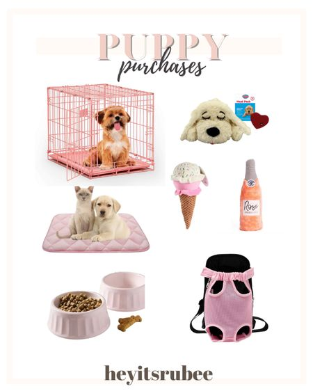 Puppy must-haves   #LTKfamily