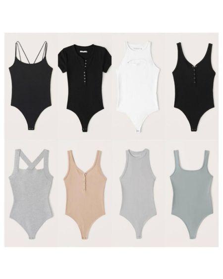 Bodysuits on sale LTK DAY in Xs #liketkit http://liketk.it/3hlLs #LTKDay #LTKunder100 #LTKsalealert @liketoknow.it