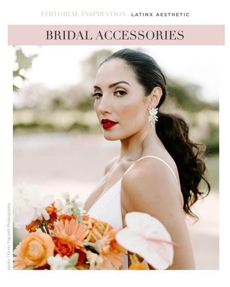 Get the look! LATINX Wedding Aesthetic   #LTKstyletip #LTKwedding