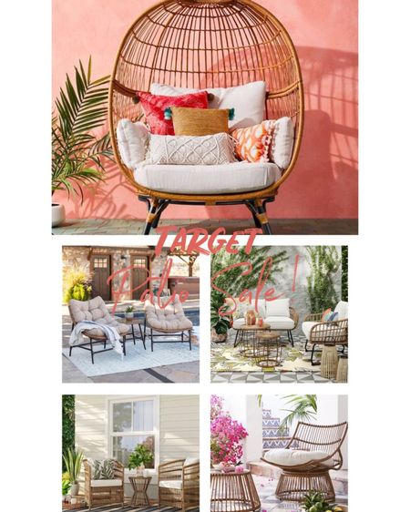 Target is having a massive patio sale event! If you're looking to spruce up your outdoors their selection is unreal❤️ Shop your screenshot of this pic with the LIKEtoKNOW.it shopping app http://liketk.it/2OK5W @liketoknow.it #liketkit @liketoknow.it.home #StayHomeWithLTK #LTKhome #LTKsalealert