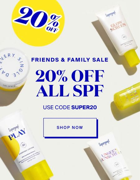 Our absolute favorite sunscreen now on sale! The Supergoop Unseen Sunscreen is hands down worth every penny!   #LTKswim #LTKbeauty #LTKsalealert