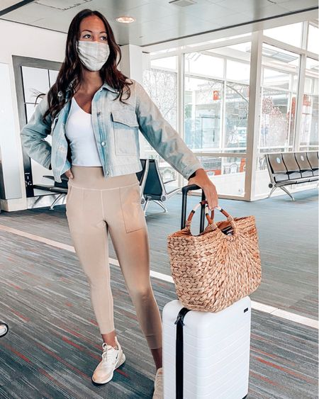 Airport outfit http://liketk.it/3jEM5 #liketkit @liketoknow.it #LTKtravel #LTKfit #LTKitbag #swimwear #activewear #activewearset #athleisure #bag #sandal #sneakers #slide #summershoes #stevemadden #nike #lulus #adidas #bikeshorts #shorts #whitesneakers #summeroutfits #amazonfashion #outfitideas #dresses | cute sneakers | womens activewear | cute activewear | fitness | fit | weightloss | gym wear | gym outfits | workout outfits | travel | airport | travel outfit | airport outfit | comfy | casual | target | target style | amazon | amazon fashion | amazon finds | amazon clothes | outfits | ootd | outfit inspo | summer outfit | summer style | new finds | trend | flat sandals | pool slides | comfy shoes | leggings | cropped leggings | capris | running shorts | bike shorts | cute shorts | denim shorts | casual shorts | date night outfit | vacation outfit | loungewear | loungewear set | pjs | pajamas | matching set | two piece set | coords | sweatpants | joggers | sweatshirt | Crewneck | workout top | activewear top | tank top | crop top | sports bra | longline sports bra | tshirt | graphic tee |band tee | graphic tees | graphic sweatshirts | tie dye | floral | animal print | cheetah print | 4th of July | beach outfit | beach finds | swim | swimsuit | bikini | two piece | high waisted | one piece | cover up | bathing suit | cozy | slippers | Abercrombie | American Eagle | Lululemon | lulus | nasty gal | Nike | Nordstrom | dresses | wedding guest dress | apl | revolve | home decor | organization | home | make up | skincare