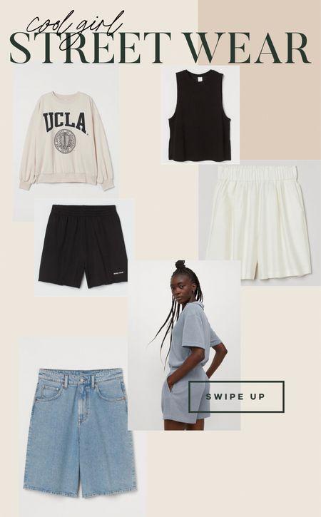 Cool girl streetwear   #LTKsalealert #LTKstyletip #LTKunder100