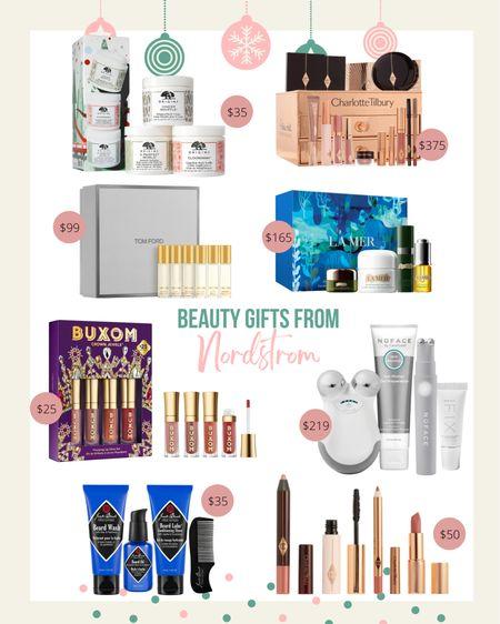 Beauty gifts from Nordstrom!   #LTKHoliday #LTKbeauty #LTKGiftGuide