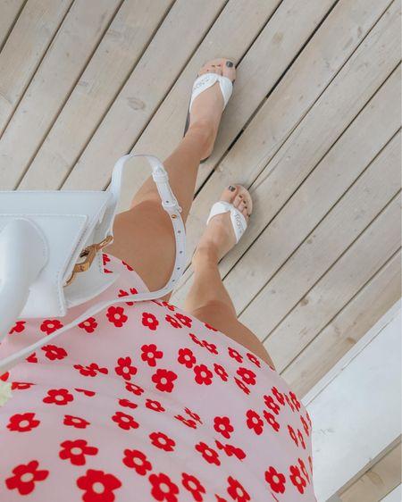 Pink floral skirt 🌸🌸🌸🌸  #LTKsalealert #LTKstyletip #LTKeurope