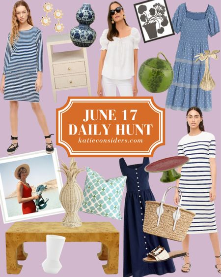 A handful of my June 17 finds! Shop them all on KatieConsiders.com @liketoknow.it #liketkit http://liketk.it/3hS0r