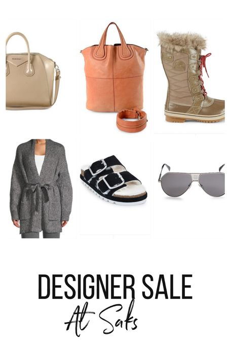 Designer bags and sunglasses at SAKS   #LTKSeasonal #LTKHoliday #LTKstyletip