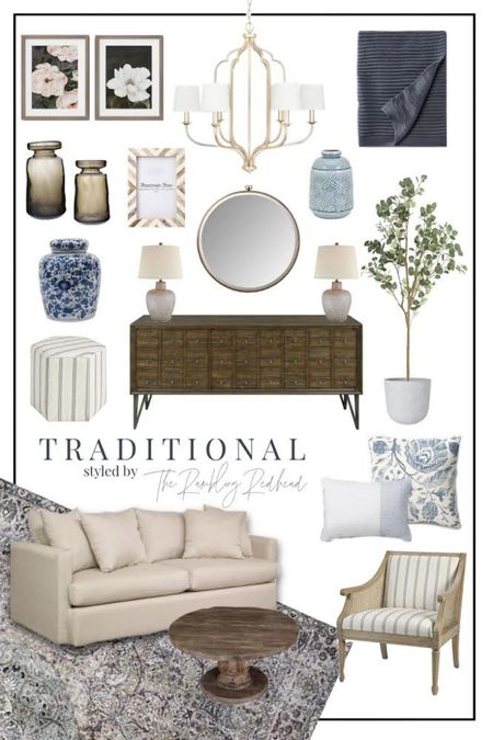 If traditional style is your favorite, then check out these home decor finds! http://liketk.it/3d3EA #liketkit @liketoknow.it #LTKhome #LTKstyletip #LTKfamily