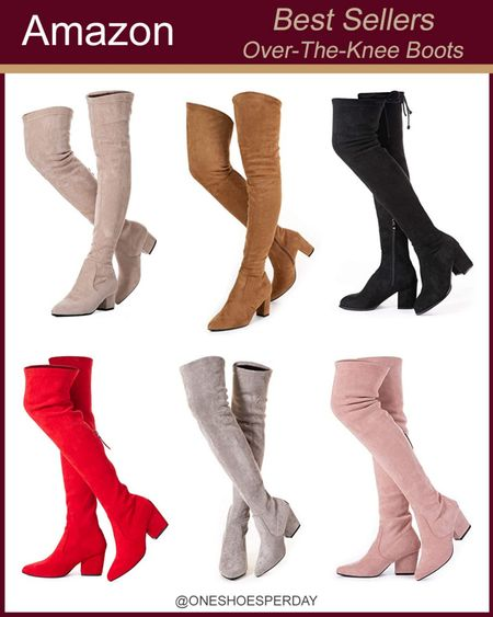 Amazon Fashion  Over-the-knee boots         http://liketk.it/3pRqd @liketoknow.it #liketkit #LTKGiftGuide #LTKHoliday #LTKSeasonal #LTKsalealert #LTKshoecrush #LTKtravel #LTKunder50 #LTKworkwear #LTKFall #LTKGifts | Travel Outfits | Teacher Outfits | Back to School | Casual Business | Fall Outfits | Fall Fashion | Pumpkins| Pumpkin | Booties | Boots | Bodysuits | Halloween | Shackets | Plaid Shirts | Plaid Jackets | Activewear | White Sneakers | Sweater Dress | Fall Dresses | Sweater Vests | Cardigans | Sweaters | Faux Leather Pants | Faux Leather Jackets | Coats | Fleece | Jackets | Bags | Handbags | Crossbody Bags | Tote | Wedding Guest Dresses | Gifting | Gift Guide | Gift Ideas | Gift for Her | Mother in Law Gifts |