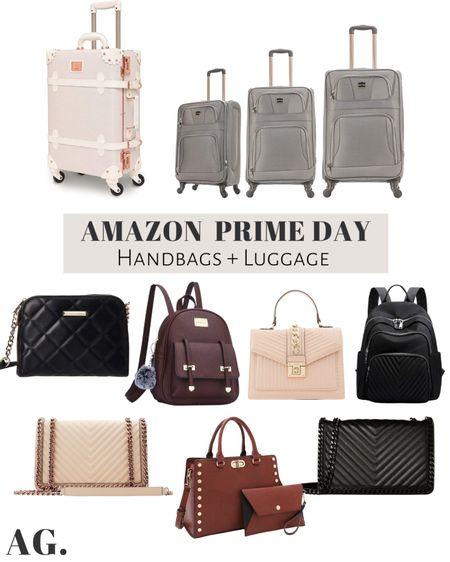Amazon Prime Handbags and Luggage🙌🏻 http://liketk.it/3i9wm @liketoknow.it #liketkit #LTKsalealert #LTKitbag #LTKtravel