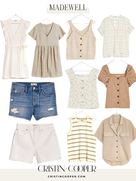 #LTKDAY Madewell is $25 off $125+ // Dresses, tops & shorts http://liketk.it/3hm5p #liketkit @liketoknow.it