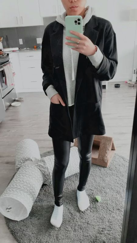Black blazer jacket    #StayHomeWithLTK #LTKstyletip #LTKunder50