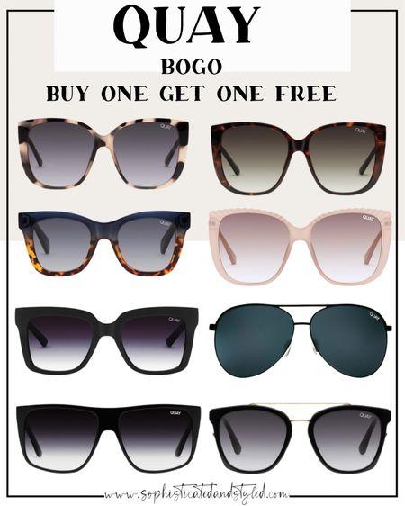 Quay sunglasses http://liketk.it/3h5u4 #liketkit @liketoknow.it #LTKsalealert