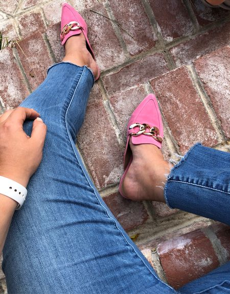 Last hours to shop the Nordstrom Anniversary Sale. These flats and jeans have been on major repeat since picking them up during the NSALE. Both are still in stock though the jeans are very limited in sizes.  #LTKstyletip #LTKsalealert #LTKunder50