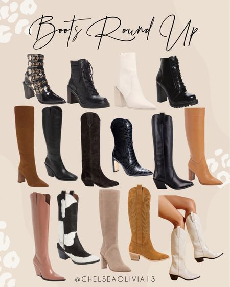 Every fall boot you could ever need!!   #LTKstyletip #LTKSeasonal #LTKshoecrush